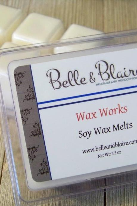 Wax Works- Soy Tarts- Scented Wax Melts