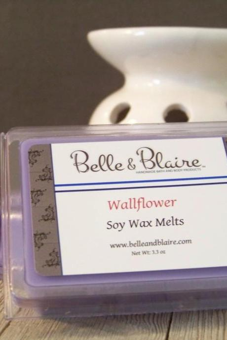 Wallflower- Soy Tarts- Scented Wax Melts